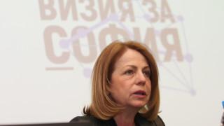 """Фандъкова напомня на """"Спаси София"""", че не е единствената гражданска организация"""
