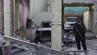 Приключи щурмът на талибаните в дипломатическия квартал в Кабул