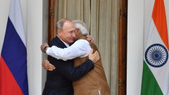 Индия и Русия подписаха договор за доставка на С-400 за $5,46 млрд.