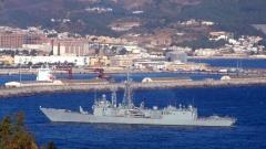 НАТО ескортира девет бойни кораба на Русия до Великобритания
