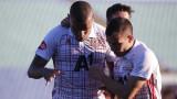 ЦСКА заиграва с двама централни нападатели