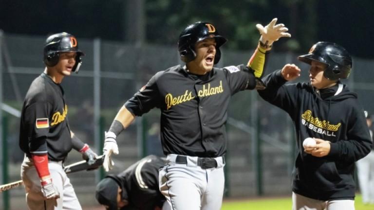 Ясни са четвъртфиналите на Европейското по бейзбол в Германия