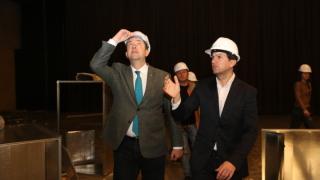 До май трябва да е ремонтирана зала №3 на НДК за председателството ни