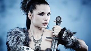 Момиченце изтегли меча от камъка