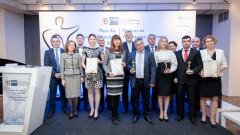 """""""ТЕД БЕД"""", """"Нухелт"""" и """"Алианц България Холдинг"""" с Наградата на германската икономика за 2018-а"""