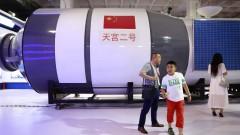 Китайска космическа станция с вероятност да падне в България