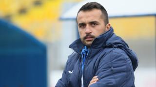 Димитър Телкийски в щаба на Дерменджиев в националния отбор