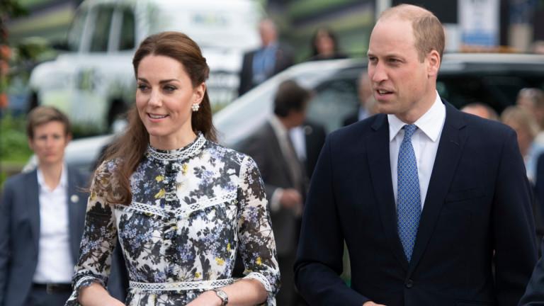 За мнозина Кейт Мидълтън и принц Уилям са перфектното семейство
