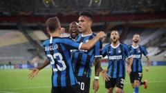 Интер разгроми Шахтьор (Донецк) с 5:0 и е на финал в Лига Европа!