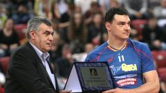 Владо Николов с жест към феновете си