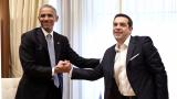Светът има дълг към Гърция и гръцкия народ, обяви Обама в Атина