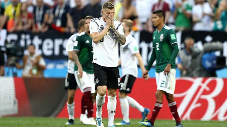 Тази вечер от 21:00 часа Световният шампион Германия излиза срещу