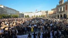 Жените на Полша стачкуват заради забраната за аборт