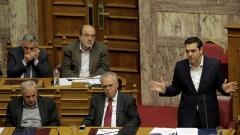 Гърция гласува сделката с Македония до края на следващата седмица