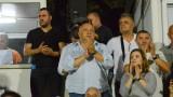 Красен Кралев повдигна завесата за базите на ЦСКА