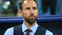 Гарет Саутгейт остава начело на Англия до 2022 година