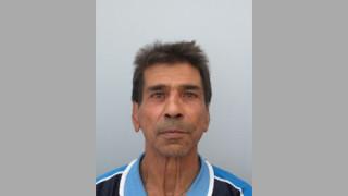 МВР-София издирва 64-годишен мъж