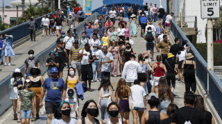 Преброяване: Бялото населени в САЩ намалява за първи път в историята