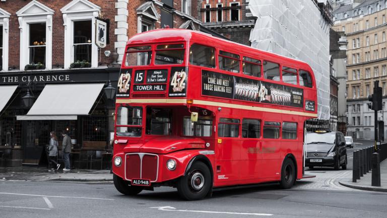 Призрачният автобус, който причинява катастрофи в Лондон