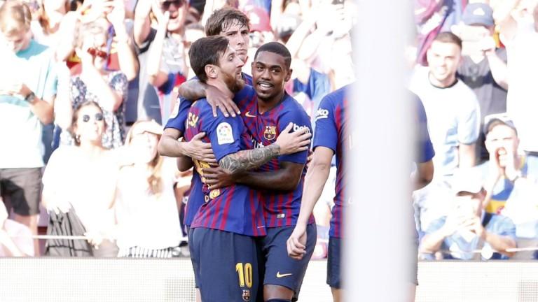 Барселона завоюва своя №41 трофей
