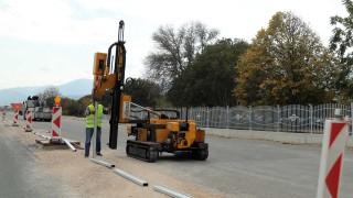 Строят две кръгови кръстовища във Видин
