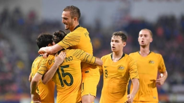 Футболистите на Австралия взеха третата и последна квота от зона