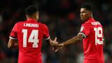 Ромелу Лукаку титуляр за Манчестър Юнайтед срещу Кристъл Палас