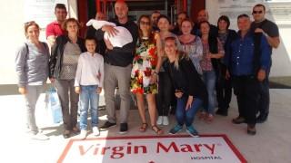 Бургаски лекари спасиха родилка с опасния ДИК синдром