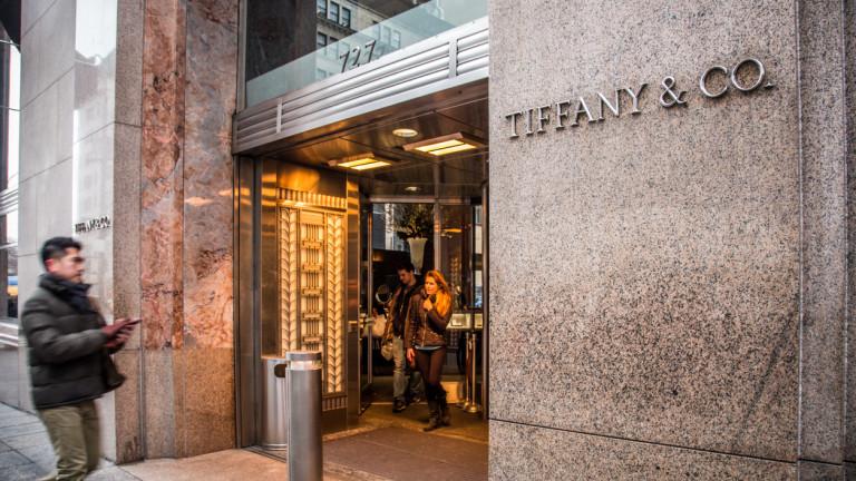 LVMH и Tiffany & Co. започват разговори за най-голямото придобиване