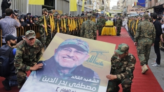"""Топ военен лидер на Хизбула убит в Сирия от """"Ислямска държава"""""""