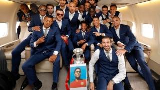 Португалия спечели 25,5 млн. евро от УЕФА