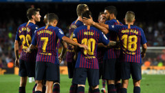 Барса с наглед лесна задача в Ла Лига днес