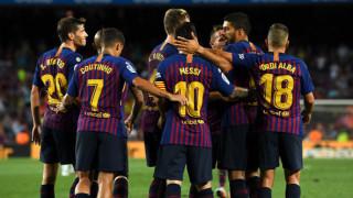 Барселона започна с класика защитата на титлата в Ла Лига
