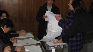 Хаос в изборните секции