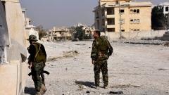ЦРУ замразило помощта за сирийските бунтовници