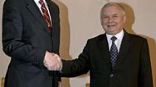 От ЕС не успяха да убедят Полша да не спира нов енергиен пакт с Русия