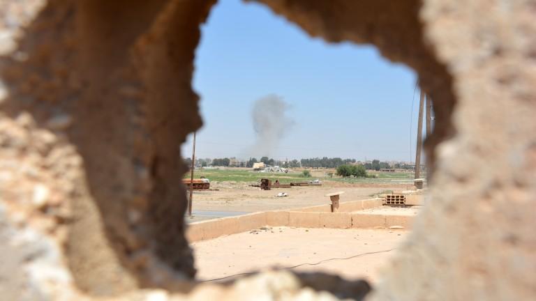 Американската коалиция убила повече от 80 цивилни при бомбардировки до Ракка
