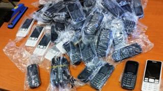 Иззеха 77 телефона за около 4200 лв. на Капитан Андреево