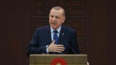 """Ердоган видя атака срещу суверенитета на Турция в критиките """"Св. София"""" да е джамия"""