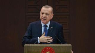 Ердоган се зарича да проведе демократични и икономически реформи през 2021 г.