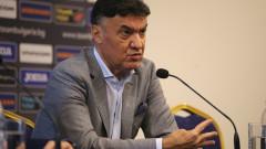 Михайлов: Бербатов не ми е таргет, клубовете искаха да се върна