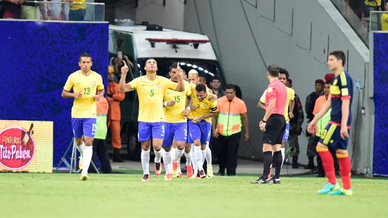 Национал на Бразилия: Добре, че Луис Суарес няма да играе срещу нас