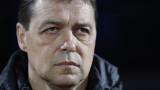 """Петър Хубчев отказа да коментира темата """"Левски"""" и подадената оставка"""
