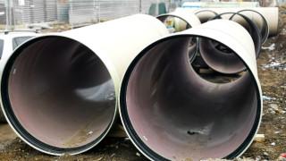 Изградиха нови 3 км тръбопроводи за минерална вода в Бургас