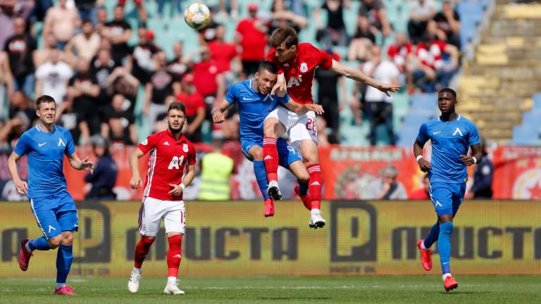 Лудогорец отново ще се пробва за двете големи звезди на Левски
