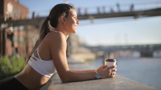 Още една причина да пием кафе преди тренировка