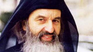 Мощи на Св. Силуан Атонски носят в Гигинския манастир