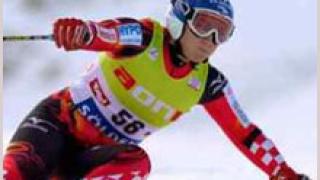 Хърватска скиорка с тежка контузия