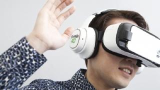 Нови слушалки на Samsung добавят ново измерение към виртуалната реалност