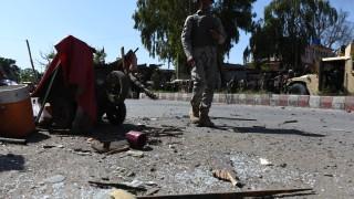 5 деца загинаха при експлозия в западен Афганистан